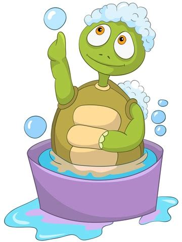 There was a little turtle who lived in a box. Tiny Tim