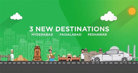 Careem Expands To 3 More Cities Of Pakistan
