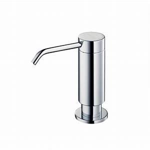 Contour 21 upright deck mounted soap dispenser | Soap ...