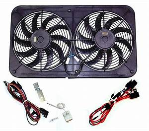 Maradyne Mjs26kc Jetstreme Ii Dual Electric Fan Kit W