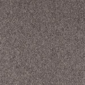 Telio Wool Blend Melton Light Grey Mix - Discount Designer