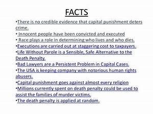 death penalty cons essay make money doing peoples homework death