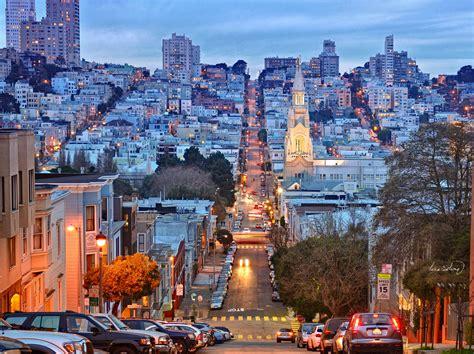 Los 5 Lugares Que Debes Visitar En San Francisco