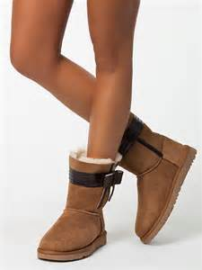 w josette ugg australia chestnut everyday shoes shoes nelly com uk