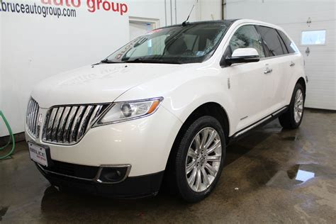 lincoln mkx limited edition   cyl automatic
