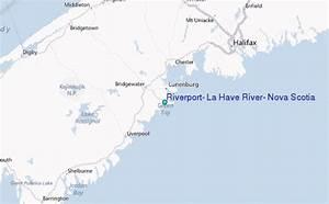Riverport La Have River Nova Scotia Tide Station