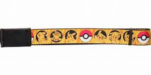 belt pokemon b125pk009 mesh