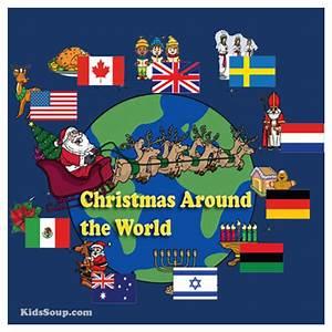 Christmas Around The World : christmas around the world in the classroom kidssoup ~ Buech-reservation.com Haus und Dekorationen