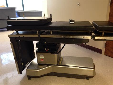 used hospital bed table for sale amsco 3080 surgical or table for sale 7 used hospital