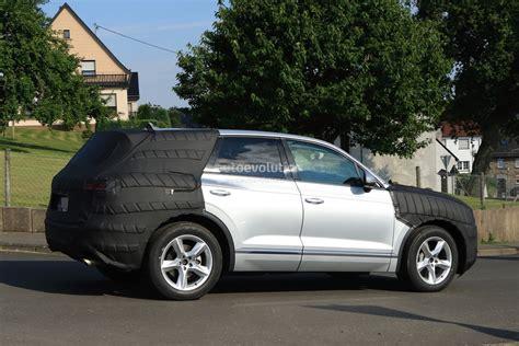 2019 Volkswagen Touareg Spied, Specs, Design, Pictures
