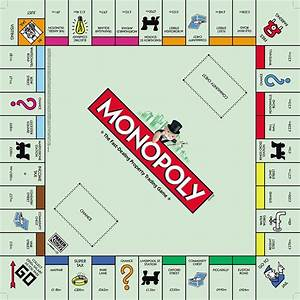 How The London Monopoly Board Would Look In 2011  Do Not