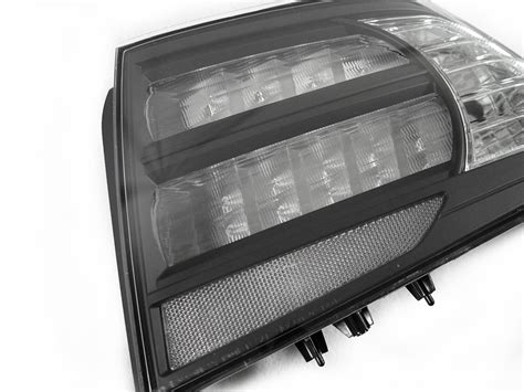 Acura Lights by 2004 2008 Acura Tl Depo Black Trim Clear Or Smoke Rear