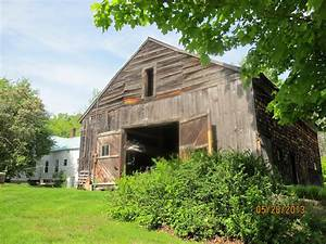 In Madison  New Hampshire  U2013 A Tour Of 100 Year Old Barns
