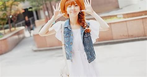 Be Stylish And Beautiful How To Wear A Denim Vest
