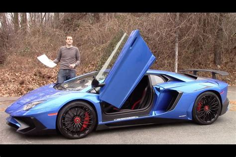 here s why the lamborghini aventador sv is worth 500 000 autotrader