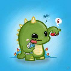 Cute Godzilla Drawing | www.pixshark.com - Images ...