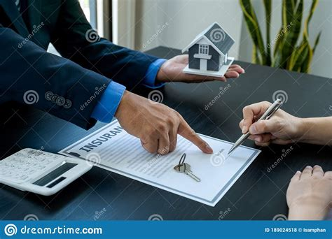 The premium is paid by the borrower and might be an extra cost added to the monthly mortgage payment or required as an upfront payment. The Buyer Is Signing A Contract For Business Rental, Mortgage Purchase, Or Home Insurance In ...