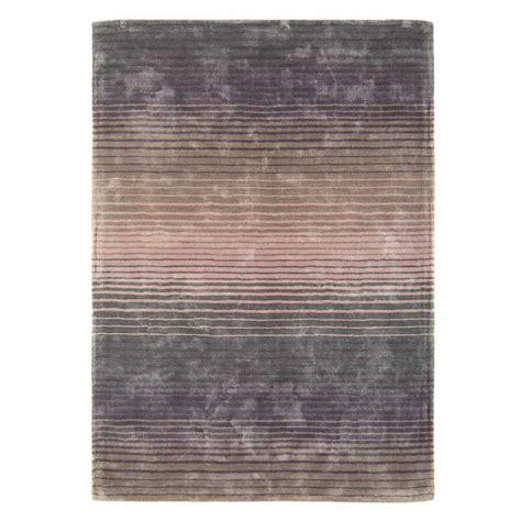 tapis contemporain multicolore fonc 233 233 en viscose