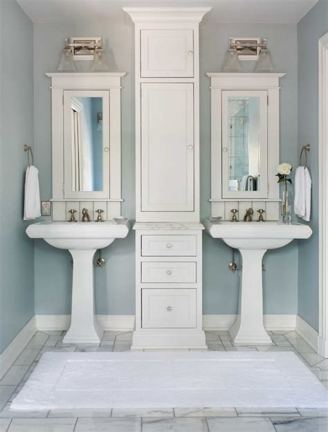 medical cabinets with sink double pedestal sink bathroom traditional with medicine