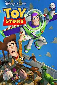 1 Year, 100 Movies: #99 Toy Story (1995 ...
