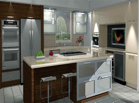 Miscellaneous  3d Kitchen Design Tool With Modern Design