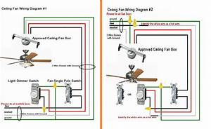 Honeywell Ceiling Fans Wiring Diagrams