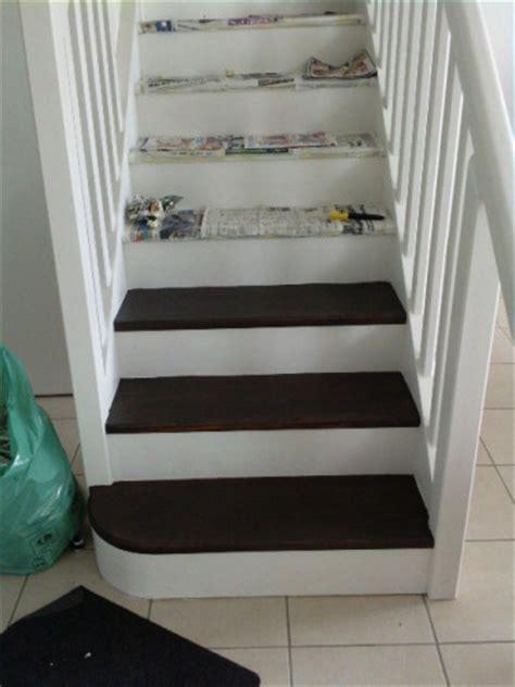 repeindre un escalier en bois sans poncer 28 images peindre un escalier en bois les petits