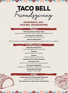 Taco Bell's Thanksgiving Menu is so Ludicrous, it's ...