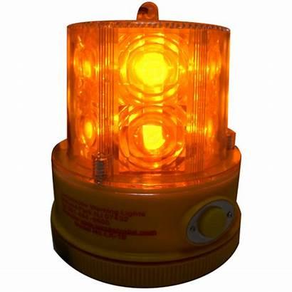 Warning Lights Led Flashing Portable Beacon Battery