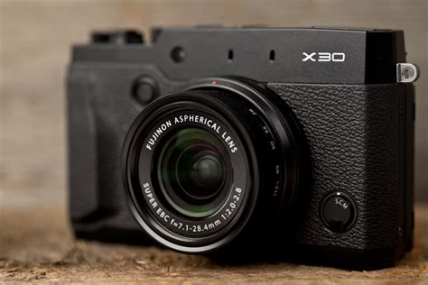 Fujifilm X30 Digital Camera Review