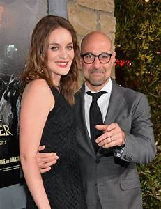 Stanley Tucci and Felicity Blunt Photos Photos - Premiere ...