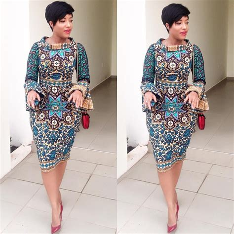 Check Out This Week Current Ankara Styles 2018 For Young Ladies 9gist