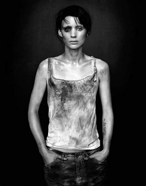 THE GIRL WITH THE DRAGON TATTOO TV Spot #3 and 10 New Photos - FilmoFilia