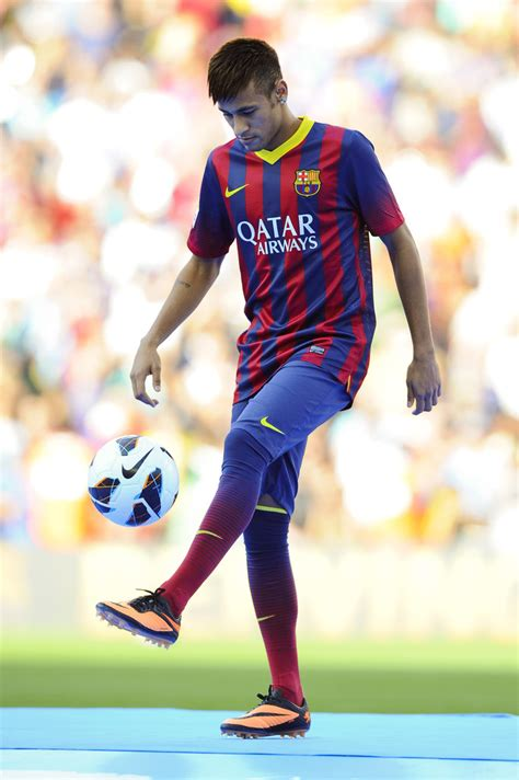 neymar   neymar unveiled   fc barcelona