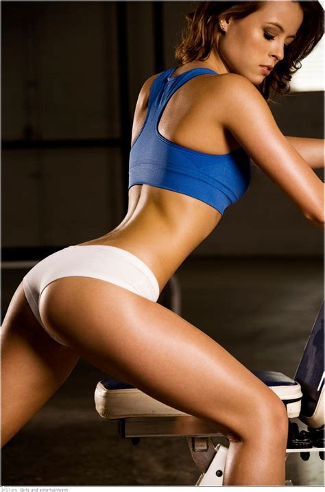 Very Sexy Fitness Babes