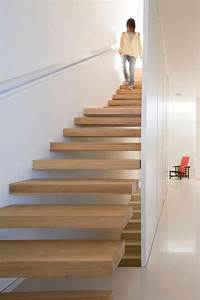 Superb Floating Staircase Trend Tel Aviv Modern Staircase