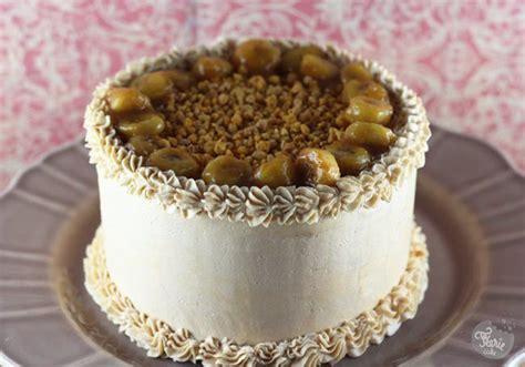 cr 232 me au beurre au caramel sal 233 f 233 erie cake