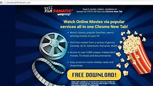 How To Remove Film Fanatic Toolbar