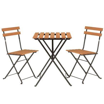 Table et chaise de jardin ikea L univers du jardin