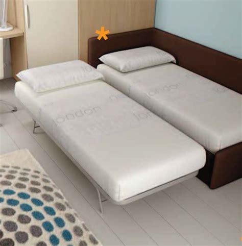 canapé de chambre chambre ado avec lit canapé lit gigogne compact