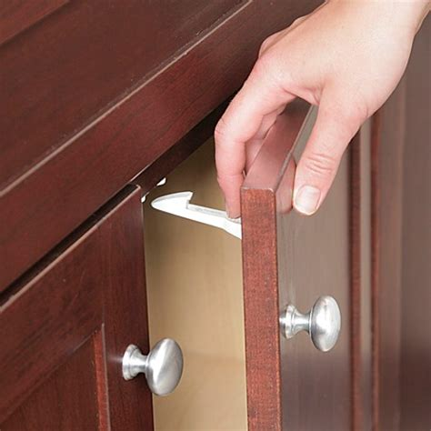 Child Locks For Cabinets by Safety 1st 174 N Release Latches Set Of 10 Buybuy