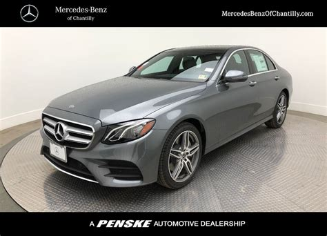 Mercedes 2019 E450 by 2019 New Mercedes E Class E 450 4matic Sedan At