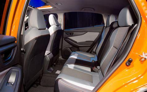 Subaru Crosstrek Rear Seat Dimensions Brokeasshomecom