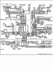 Wiring Information Diagram  U0026 Parts List For Model Drs2660bw Amana