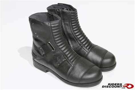 Alpinestars Harlem Waterproof Motorcycle Boots