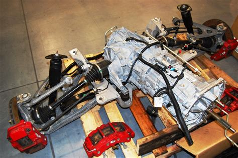 What Transaxle How Different Than