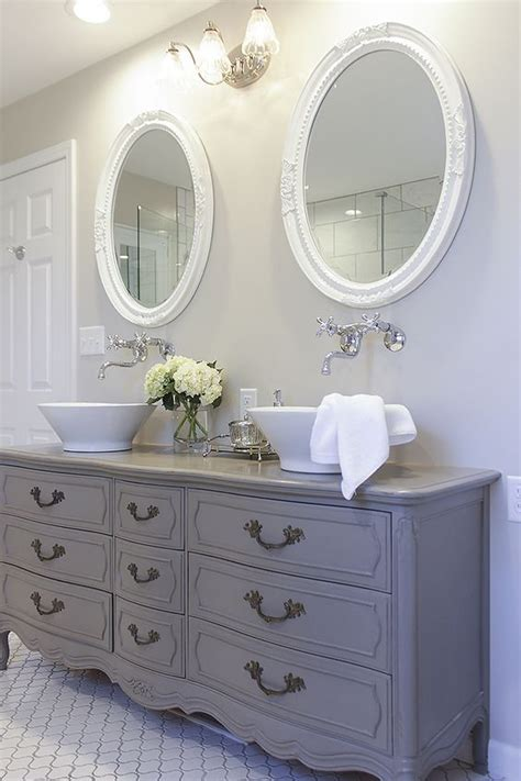 Shabby Chic Double Bathroom Vanity by Best 25 Shabby Chic Vanity Ideas Only On Pinterest