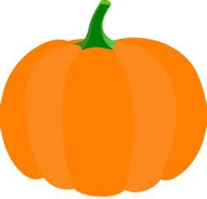 Black Pumpkin Clip Art