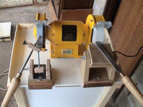 sharpening jig  woodturning tools carpinteria