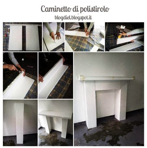 Leggi Cornice Cornice Caminetto Finto In Polistirolo Fireplaces Diy